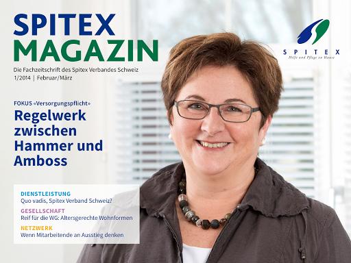 Spitex Magazin