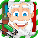 Christmas Shave Santa's Salon icon