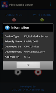 Pixel Media Server - DMS - screenshot thumbnail