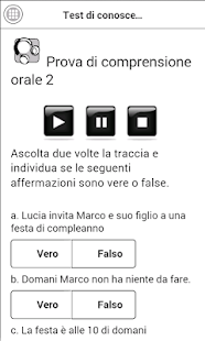 Test di italiano per stranieri – Android-Apps auf Google Play