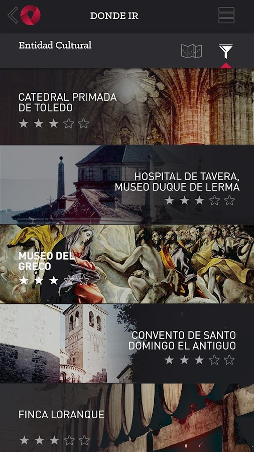 Más Toledo (App. Oficial): captura de pantalla
