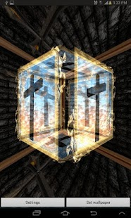 3D Holy Cross Live Wallpaper - screenshot thumbnail