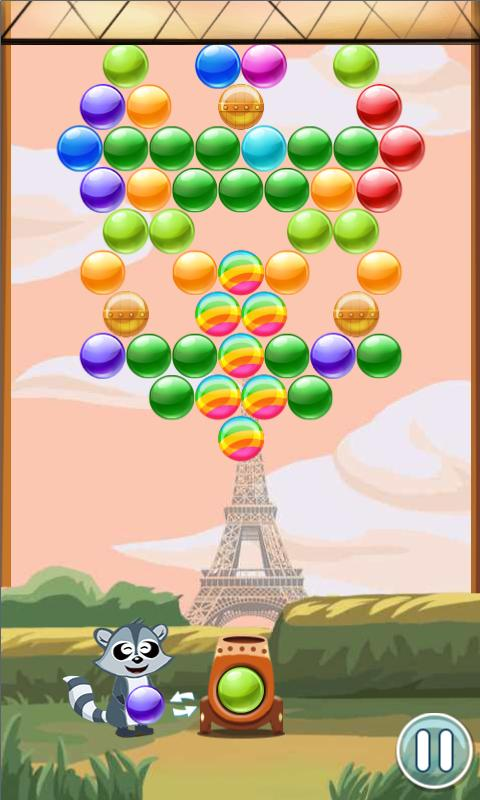 Bubble Shooter City - screenshot