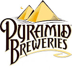 Logo for Pyramid Brewery