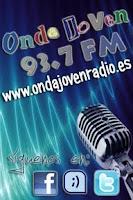 Screenshot of Onda Joven Radio