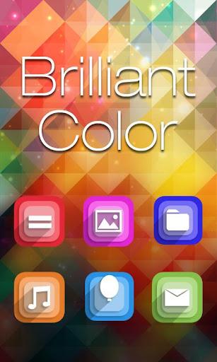 Brilliant Color_Turbo EX Theme