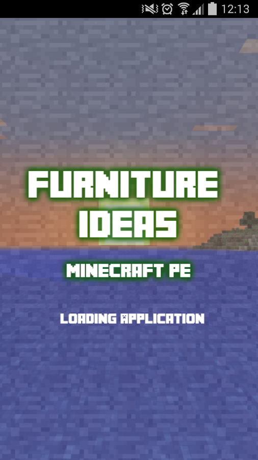 Furniture Ideas - Minecraft PE- screenshot