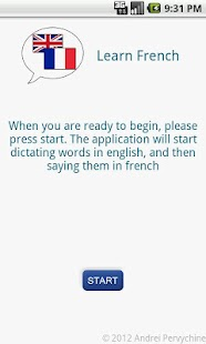 Free Learn French - Audio- screenshot thumbnail