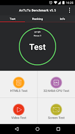 AnTuTu Benchmark Screenshot 2