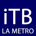 iTransitBuddy LA Metro Lite logo