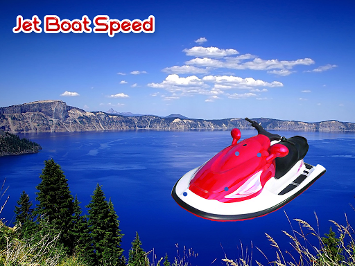Jet Boat Speed