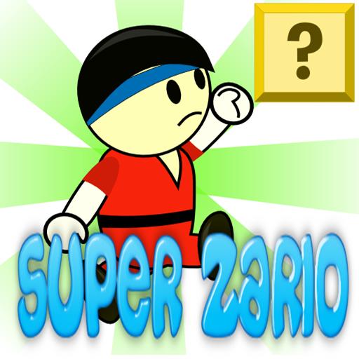 Super Red Zario 冒險 App LOGO-APP開箱王