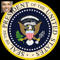 )s) Pres Obama on Space 2010 logo
