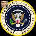 )s) Pres Obama on Space 2010 logo