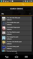 Screenshot of Smartreader Free