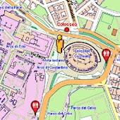 Rome Amenities Map