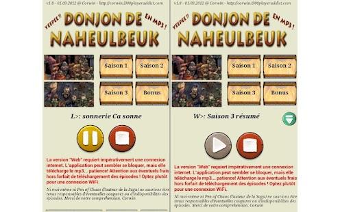 Le Donjon de Naheulbeuk!- screenshot thumbnail