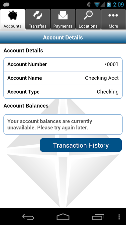 Northwest Bank Mobile Banking- screenshot