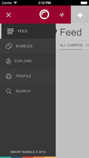 Morehouse Bubble