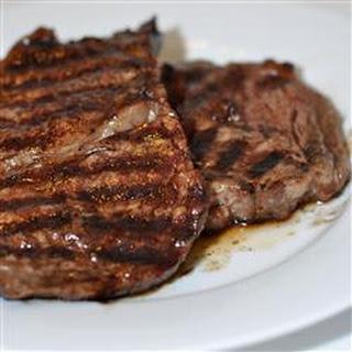 Garlic Pepper Steak
