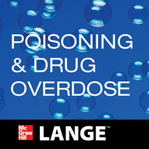 Poisoning, Drug Overdose Icon