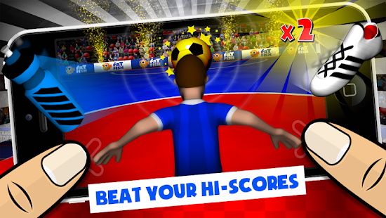 Soccer Headers - screenshot thumbnail