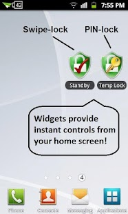 Temporary Lock - screenshot thumbnail