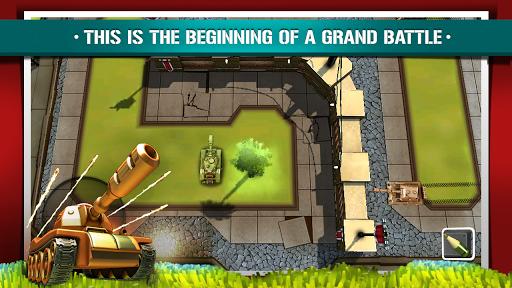 لعبة Battle Tanks 3D: Armageddon v1.0.4 [Mod Money] لجوالات الاندرويد