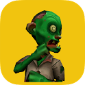 Robot Vs Zombies Fight 3D FREE icon