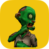 Robot Vs Zombies Fight 3D FREE