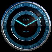 DESIRE Laser Clock Widget