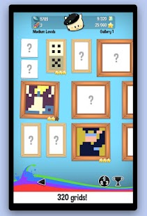 Hungry Cat Picross- screenshot thumbnail