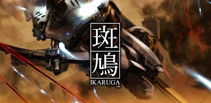 Ikaruga - аркадный шутер для андроид скачать