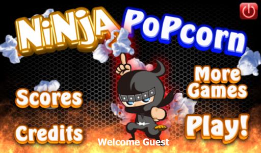 Ninja Popcorn Actually Free