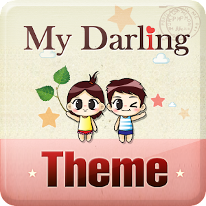 MyDarling Santa theme for PC and MAC