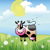 Cow Fly Zlango Live Wallpaper