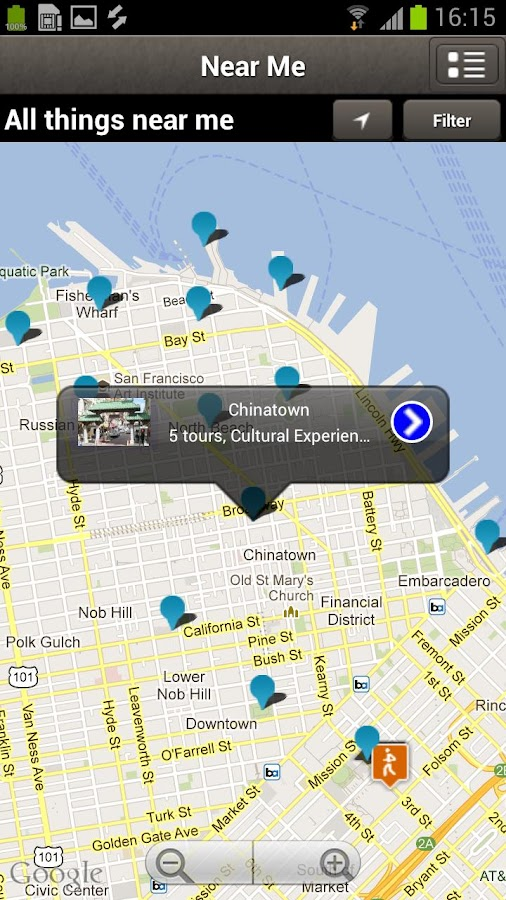 Viator Tours & Activities - screenshot