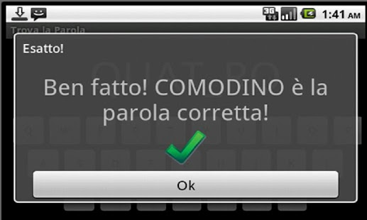Trova La Parola- screenshot thumbnail