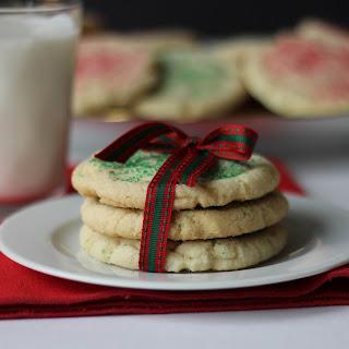 Chewy Sugar Cookies.