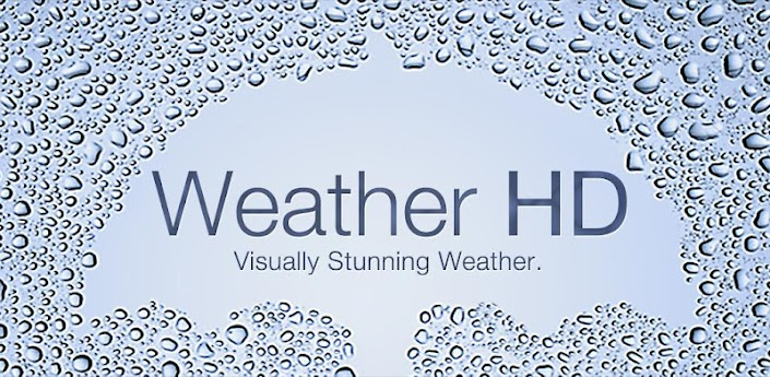 Weather HD v1.5.1 for Android