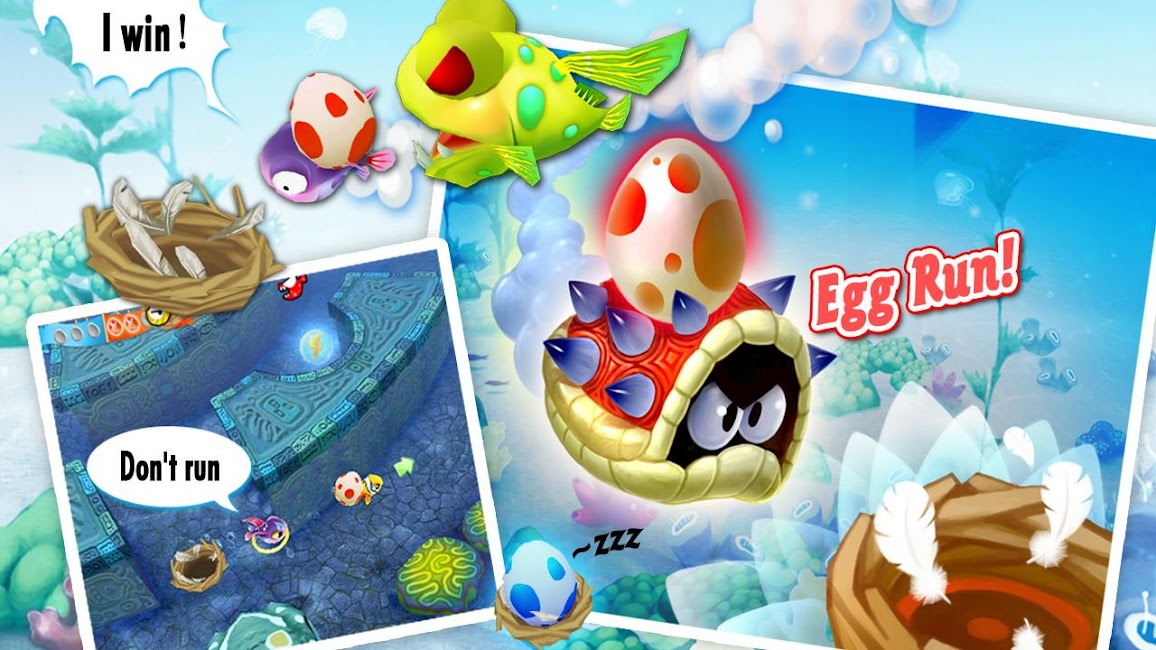 #7. Fish Party Online (Android)