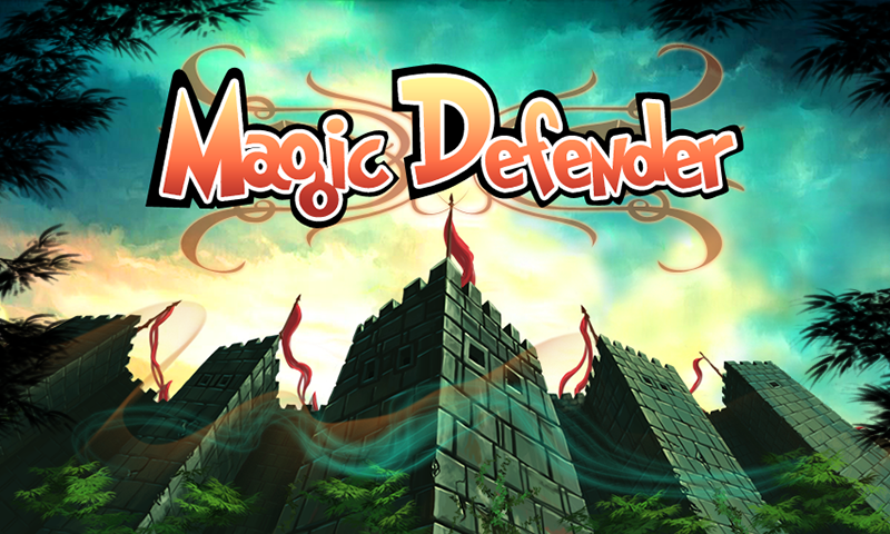 Magic Defender- screenshot