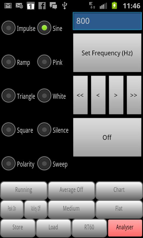 AudioTool - screenshot