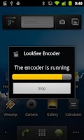 Screenshot of LookSee Encoder