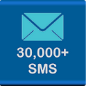 HiruSMS.Com 50,000+ SMS Msgs icon