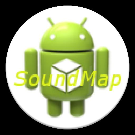 SoundMap 工具 App LOGO-APP試玩