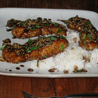 Sesame Chicken.