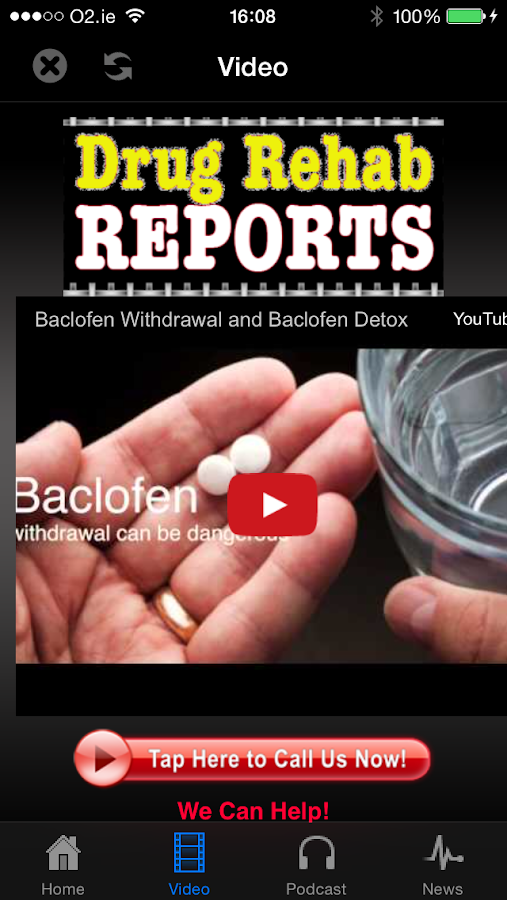 Baclofen Withdrawal and Detox  Android Apps on Google Play ~ Baclofen Withdrawal Symptoms