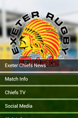 Official Exeter Chiefs Android