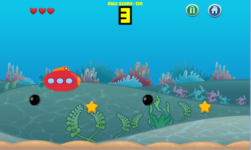 Minion Submarine